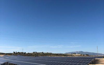 Instalación terminada en la Región de Murcia