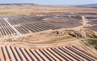 Finalización de instalación fotovoltaica en Zaragoza