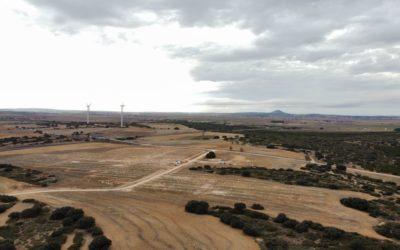 Avance de Planta Solar Fotovoltáica de 100 MW en la provincia de Albacete